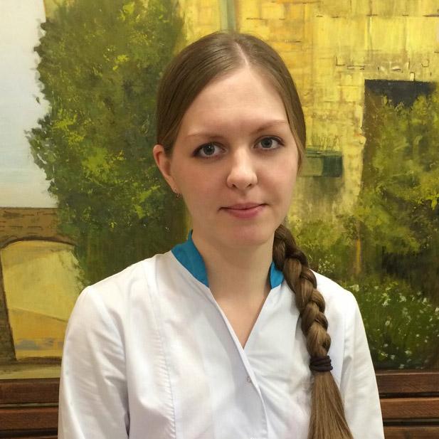 Буданкова Валерия Валерьевна