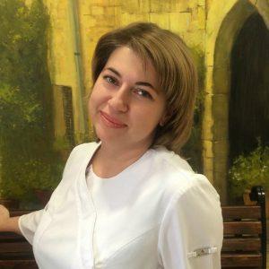 Ковалёва Светлана Витальевна